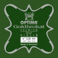 Optima Goldbrokat Steel violin 1